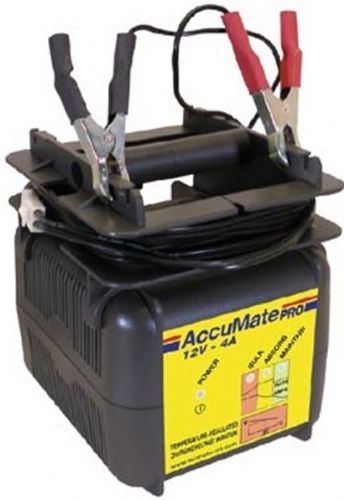 AccuMate Pro 12v/4A Battery Charger / Maintainer